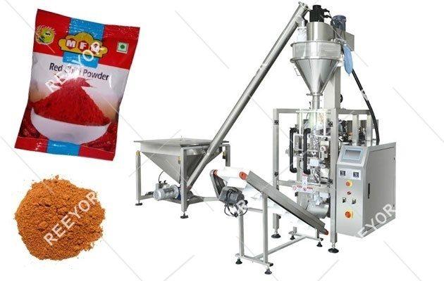 Low Cost Powder Filling Machine