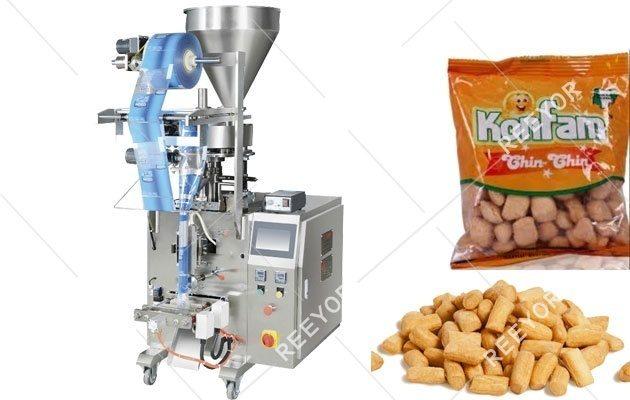 Nigeria Chin Chin Packaging Machine