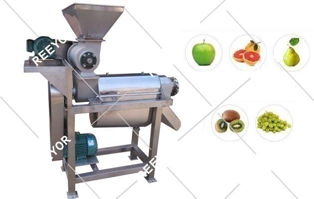 Fruit Vegetable Crush Juicing Machine