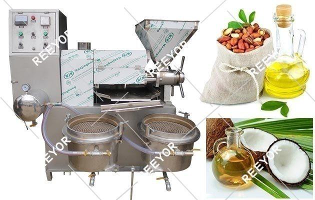 Groundnut Oil Extraction Machine in Nigeria