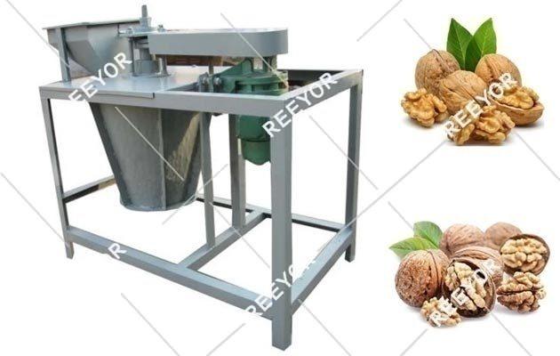 Industrial Walnut Cracking Machine