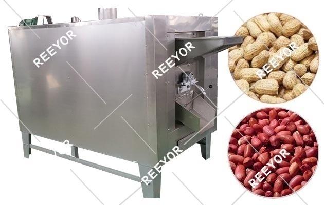 Price of Groundnut Roasting Machine in Nigeria