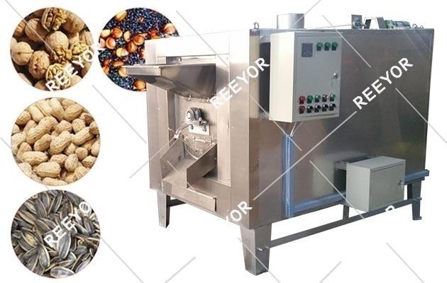 Groundnut Roasting Machine Factory Price