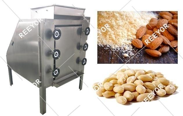 Peanut Almond Powder Making Machine