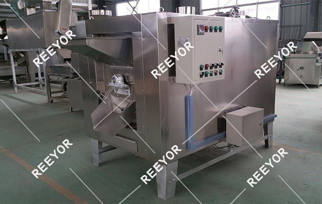 Groundnut Roaster Machine Price