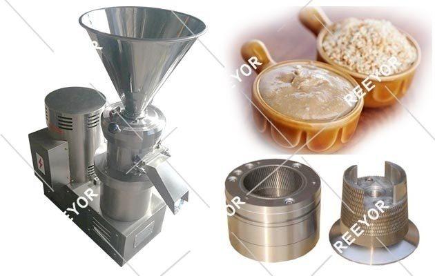 Sesame Tahini Grinding Machine Factory Price