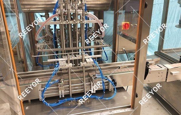 Bottle Filling Machine Details